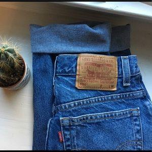 Levi's Jeans - Vintage Levi's 🎞